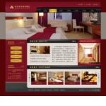 宾馆酒店网站 -