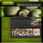 食用菌公司网站 - 安徽安安互联 - 合肥虚拟主机|安徽空间域名