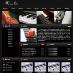 乐器制造企业网站 -